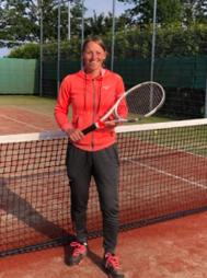 Janneke Vis Advantage Tennisactiviteiten