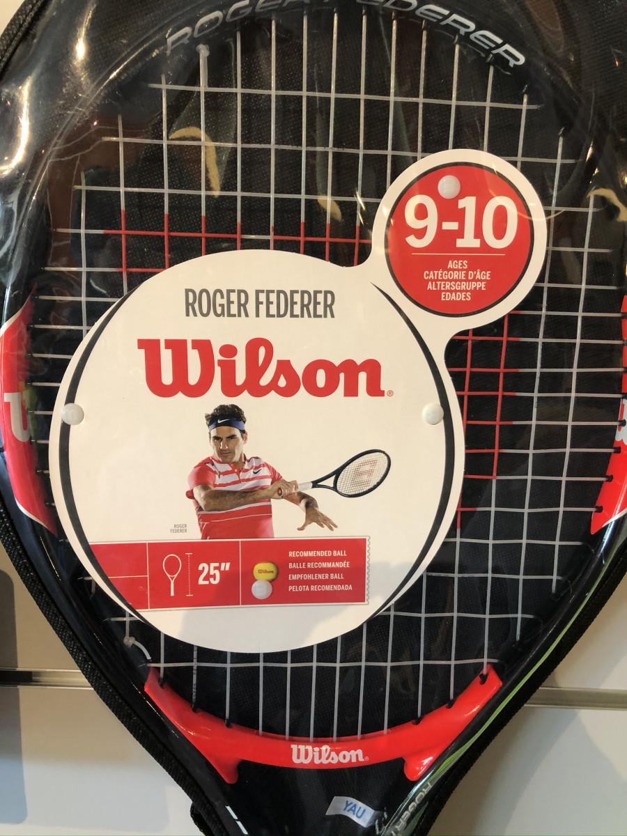 Wilson Federer alu JR25